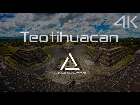 Recorrido Virtual Por Las Sorprendentes Pirámides De Teotihuacán