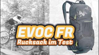 EVOC Rucksack Enduro Blackline Fahrradrucksack im Test | Qualität, Volumen...?