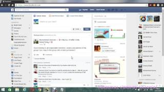 Logout your facebook account without internet or Logout button