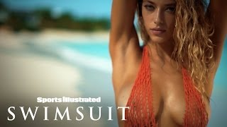 Hannah Ferguson's Hottest Swimsuit Video | Irresistibles | Sports Illustrated Swimsuit