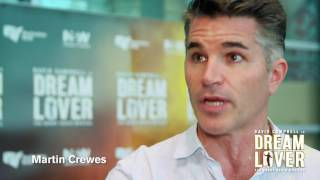 DREAM LOVER | MARTIN CREWES ON PLAYING STEVE BLAUNER