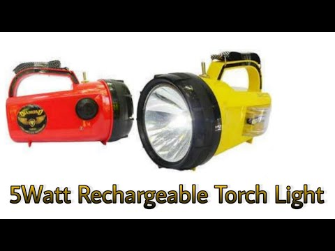 Long Range Torch Light