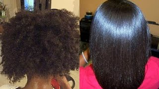 Natural Hair Kid Styles: The Perfect Flat Iron Press For Little Girls