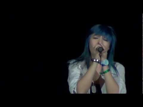 Манифест 2012 (22.04.2012) - Нана - Jang Geun Suk - Let me cry