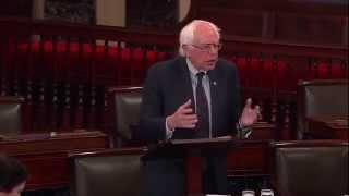 Senator Bernie Sanders Proves NAFTA Is A Failure