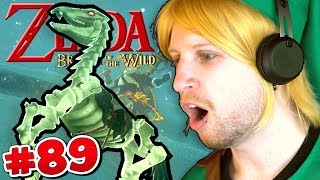 RARE UNDEAD STALHORSE (Skeleton Horse)!? ✪ Scythe Plays Zelda Breath of the Wild #89