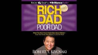 Rich Dad Poor Dad by Robert T Kiyosaki Audiobook Excerpt