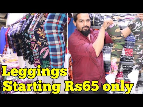 Buy leggings 55rs onlywholesale leggings market Mumbaiwholesale leggings marketjanta market