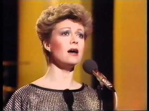 Elaine Paige -The Second Time -Parkinson Show, 1982