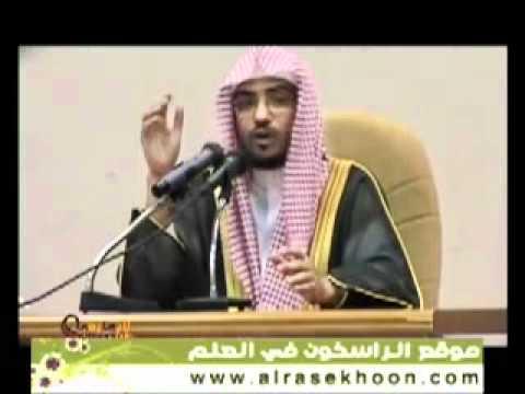 محاضرة النبي وابناء الصحابة للشيخ صالح المغامسي