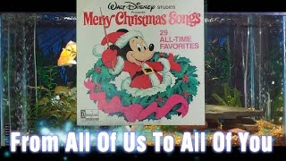 Frosty The Snowman = Merry Christmas Songs = Walt Disney