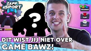 GAME BAWZ TOUR en BRAWL STARS MASTERCLASS voor KIJKER! | BRAWL STARS | ZAPPESPORT
