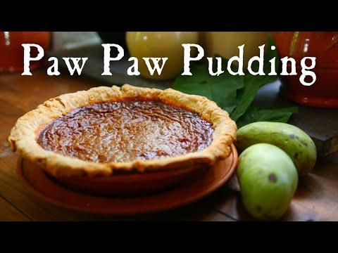 Paw Paw Pudding