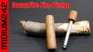 The CampFire Fire Piston