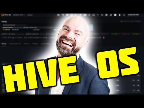 Подробная Инструкция Hive OS: Как Установить Hive OS, Майнинг ETC и NiceHash, Разгон, Telegram Бот