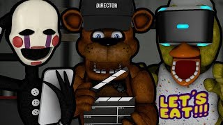 THE PUPPET REACTS TO: News on the FNAF Movie and Future FNAF Games!!!