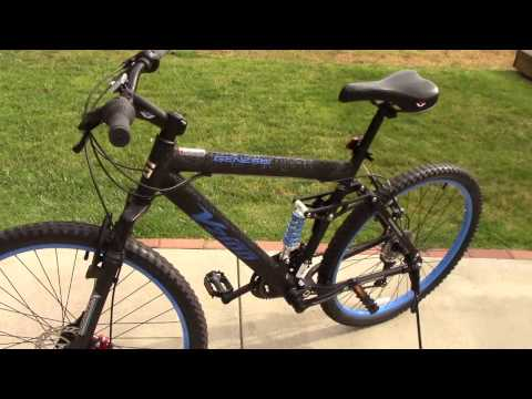 Genesis V2100 Mountain Bike Review and Unboxing from Walmart