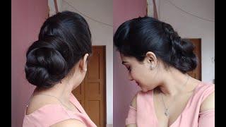 Bun\Juda Hairstyle For Every Occasion|Selfmade|Asmita