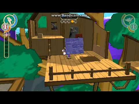 Видео № 0 из игры Финес и Ферб. Покорение 2-го измерения (Б/У) [PS3]