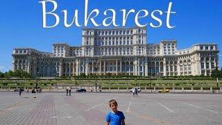 🚌 Bukurešť, ako nás Rumunsko milo prekvapilo  - OKOLO SVETA so 4 deťmi (engl. subtitles)