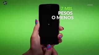 Los mejores smartphones por 7 mil pesos o menos (2017)