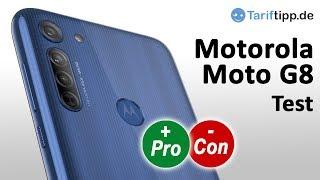 Moto G8 | Test des neuen Mittelklasse-Smartphones von Motorola