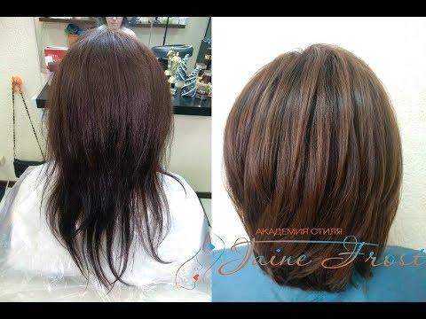 Как добиться визуального объема на тонких волосах Рецепт окрашивания