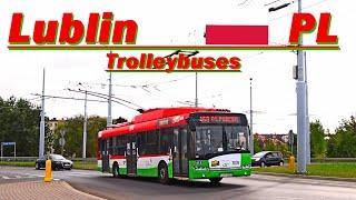 Lublin trolleybuses 2018