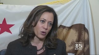 New Senator Kamala Harris Will Attend Inauguration, But Ready To Fight For State