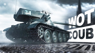 WOT COUB - Приколы,Позиции, Баги , Картошка в ДЕЛЕ [World of Tanks]