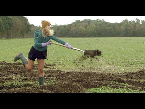 Die Handlung des Pferdeerregers auf die Mädchen Videos