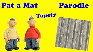 Pat a Mat - Tapety | PARODIE #1|
