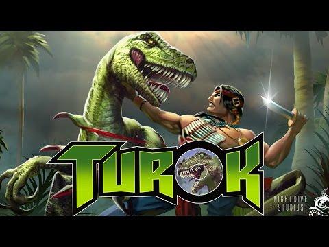 Turok Remastered - Gameplay Trailer thumbnail
