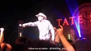 TATE STEVENS - 'Holler If You're With Me' at Midland Theater in Kansas City, MO 4/22/13! HD/HQ