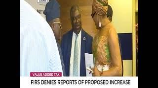 FIRS boss, Babatunde Fowler denies pushing for increase in VAT