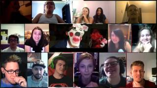 """FNAF: The Musical - Night 1"" By Random Encounters Reaction Mashup"
