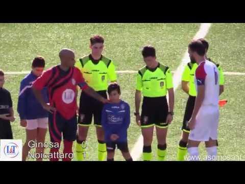 Preview video GINOSA-NOICATTARO 0-1 Assurda sconfitta. Non concretizzato l'assedio per 90' alla porta del Noicattaro. Al contrario i noiani capitalizzano l'unica palla gol di tutta la partita con la complicità di una disattenzione arbitrale.