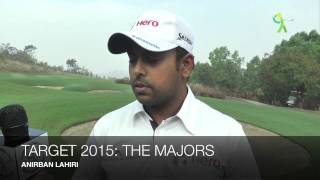 Golf 2015: Anirban Lahiri to target higher world rankings