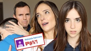 I CAN'T BELIEVE YOU SAID THAT!! - READING MEAN COMMENTS!