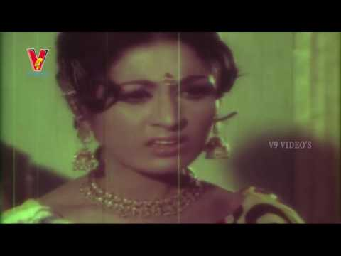 Cheekati Velugulu Telugu Full Movie Krishna, Vanisri V9videos