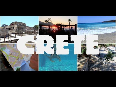 ♥ Kréta →  3.7. - 10.7. 2016 ♥