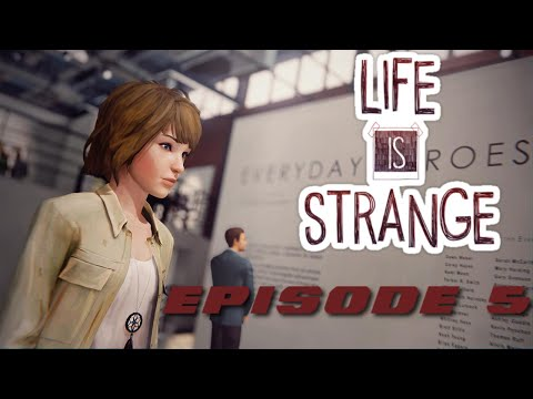 Life is Strange PlayStation 4 Episode 5 - Polarized