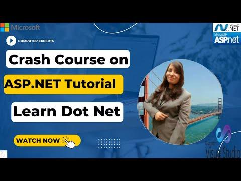 Crash Course on ASP Tutorial | Asp.net Tutorial | Learn Dot Net ...