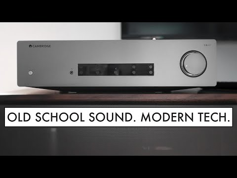 External Review Video W3DJOXkzaqM for Cambridge Audio CXA81 Integrated Amplifier