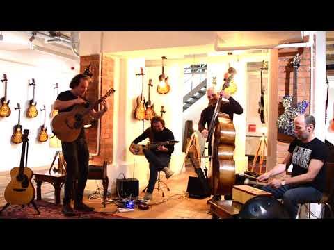Chris Woods Groove Orchestra - 'Edinburgh' Live at TNAG