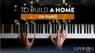 To Build A Home   The Cinematic Orchestra | Piano Cover (Tutorial)