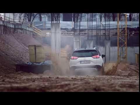 Opel  Crossland X Кроссовер класса J - рекламное видео 3