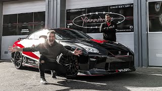 Yiannimize Wraps My Nissan GT-R!! *CRAZY SPEC* by Supercars of London