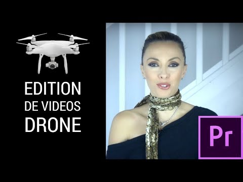 DRONE VIDEO EDITION TUTO