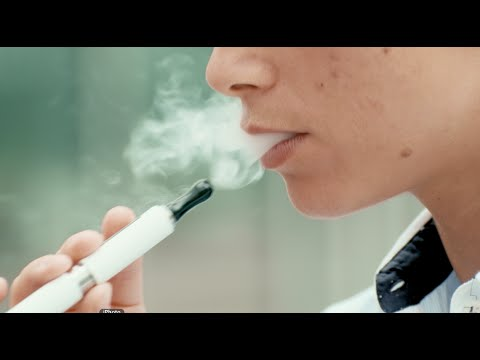 E-Cigarettes Video Image
